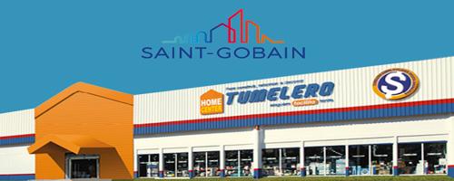 Saint-Gobain anuncia aquisição da rede Tumelero