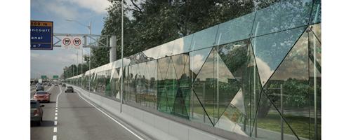 Guardian doará vidro para novo muro da raia olímpica da USP