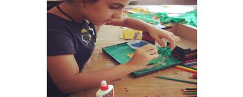 Curso de arquitetura para crianças