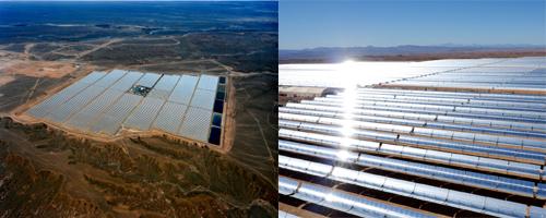 Soluções garantem construção sustentável em usina solar