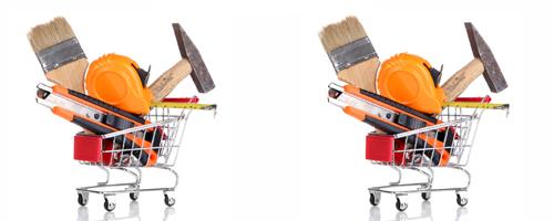 Vendas do varejo de material de construção crescem 4%