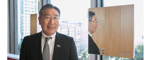 AGC Vidros do Brasil recebe visita de CEO