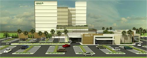 Expansão é feita em hospital em pleno funcionamento