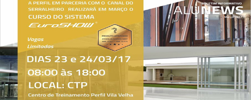 Curso do Sistema Euroshow