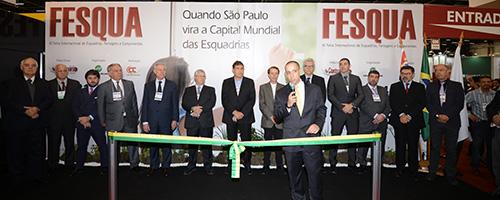 FESQUA 2016 se consolida como principal plataforma do setor