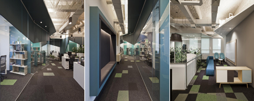 Novo conceito de ambientes com lousas de vidro ganha prêmio
