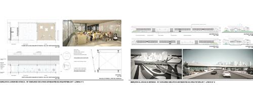 Concurso do CBCA premia Estudantes de Arquitetura