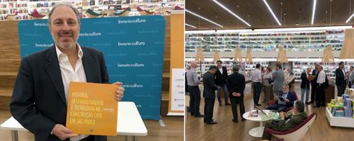 SindusCon-SP lança livro sobre evolução da construção civil
