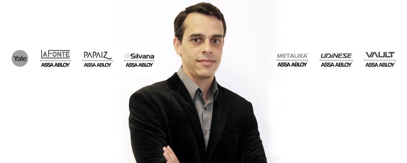 ASSA ABLOY Brasil tem novo diretor comercial