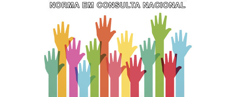 Norma de Vidro em Consulta Nacional