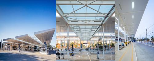 Leveza estrutural: terminal Rodoviário de Ribeirão Preto