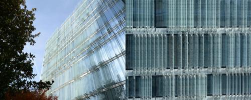 Economia de energia através de fachada