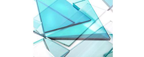 Resistência à tração na flexão de vidro plano