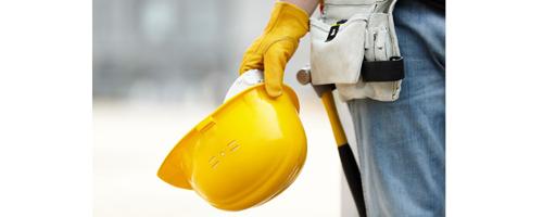 Pesquisa revela queda nos afastamentos na construção civil