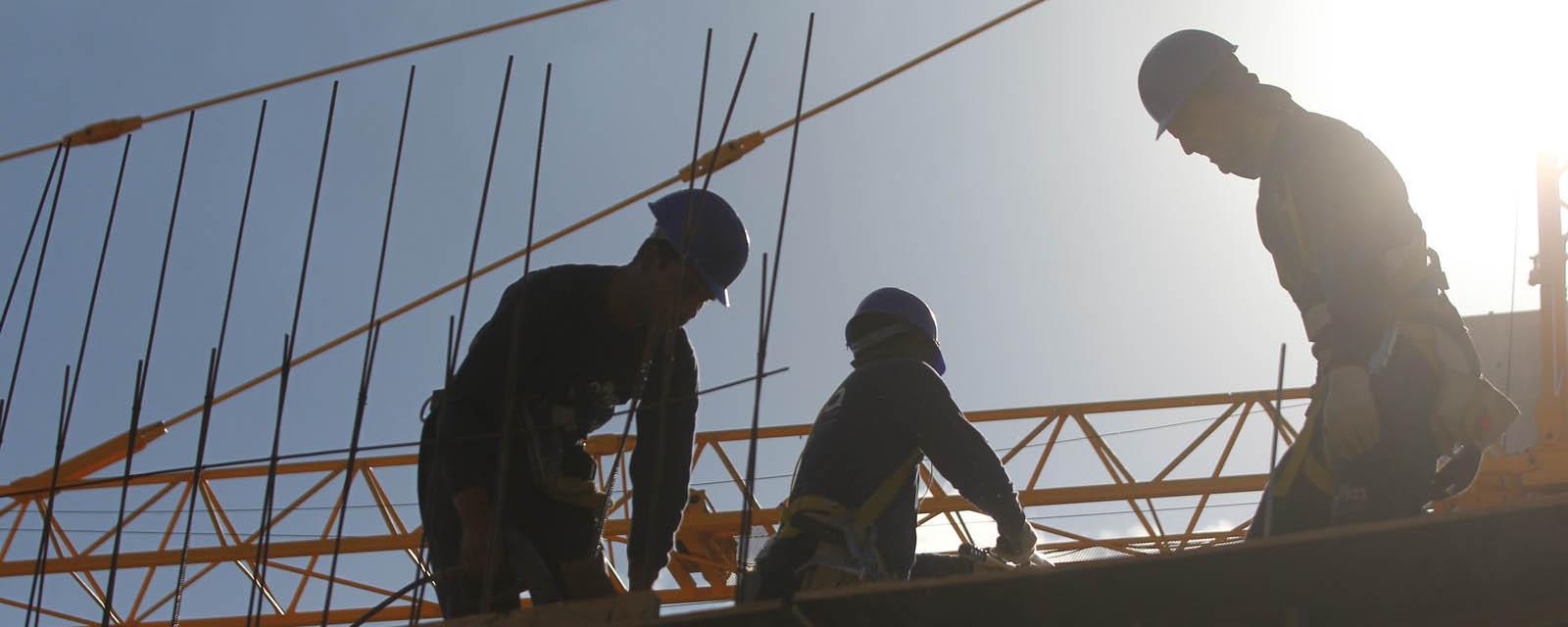 Mais tecnologia para a construção civil