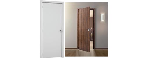 Sete vantagens de usar portas de alumínio dentro de casa