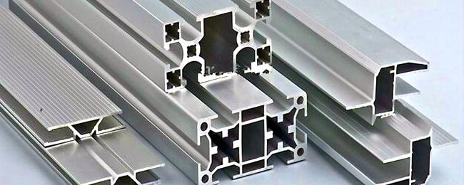 Alumínio e suas ligas - Produtos extrudados