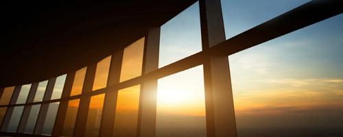 Janela inteligente pode filtrar seletivamente luz e calor