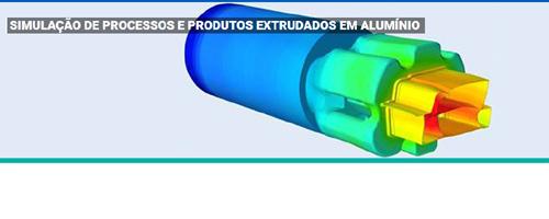 Palestra gratuita via web sobre extrudados em alumínio